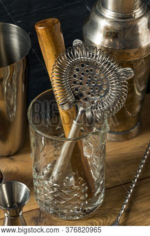 Metal Classic Bartender Bar Tools