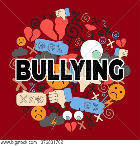 National Bullying Prevention Month. Hate And Cyberbullying. Online Pressure. Sexual Remarks, Or Pejo