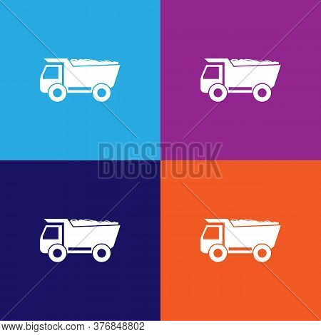 Sand Machine Premium Quality Icon. Elements Of Constraction Icon. Signs And Symbols Collection Icon