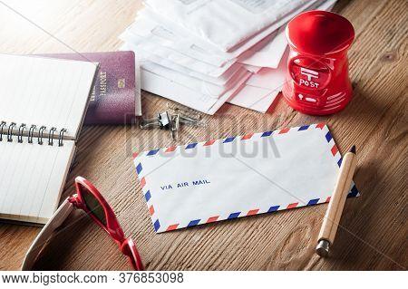 Air Mail Envelope