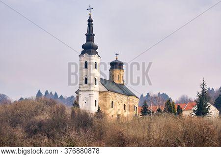 Sisatovac Monastery (Šišatovac), Serbian Orthodox Monastery Built In 13th Century In The Srem Region