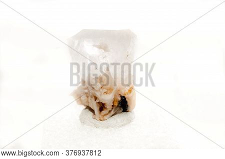 Calcite Crystal Mineral Sample, A Rare Earth Mineral