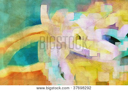 Pastel Expressions 5