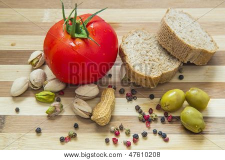 Healthy and Wholesome Food