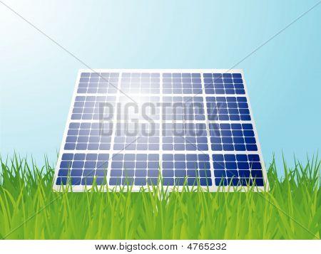 Solar Panel Landscape