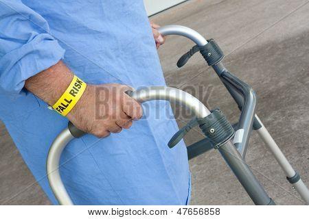 Sturz-Risiko-Patienten