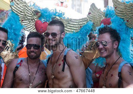 Gay Pride Parade Cologne