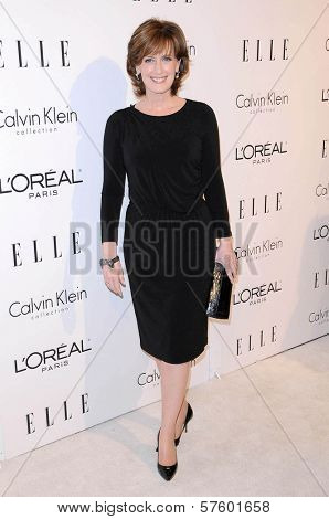Anne Sweeny  at the 16th Annual Elle Women in Hollywood Tribute Gala. Four Seasons Hotel, Beverly Hills, CA. 10-19-09