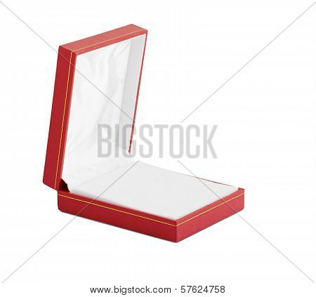 Empty Box For Jewelr