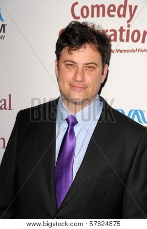 Jimmy Kimmel  at the International Myeloma Foundation's 3rd Annual Comedy Celebration for the Peter Boyle Memorial Fund, Wilshire Ebell Theater, Los Angeles, CA. 11-07-09