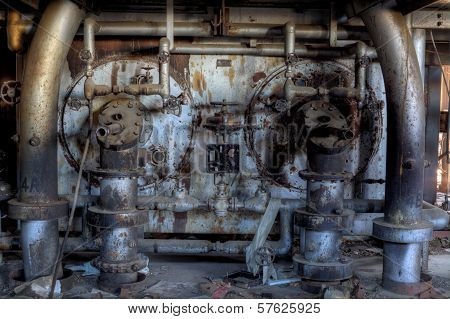 Power Station Oven