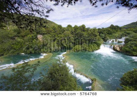 Skradinski Buk - World Famous Waterfall