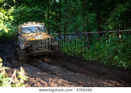 Dirty offroad