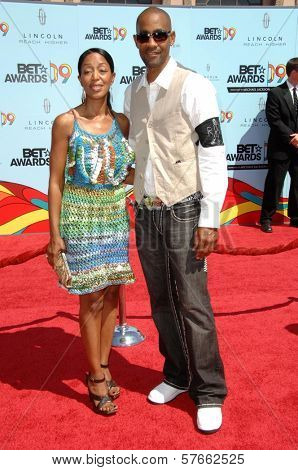 Robi Reed-Humes  at the 2009 BET Awards. Shrine Auditorium, Los Angeles, CA. 06-28-09