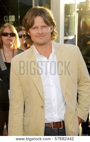 Steve Zahn  at the Los Angeles Premiere of 'A Perfect Getaway'. Arclight Cinerama Dome, Hollywood, CA. 08-05-09