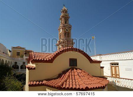Panormitis monastery
