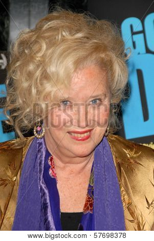 Sally Kirkland at the Los Angeles Premiere of 'Gotta Dance'. Linwood Dunn Theatre, Hollywood, CA. 08-13-09