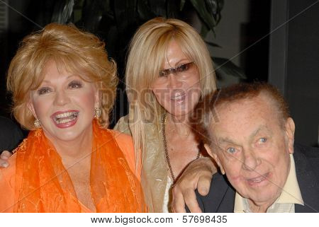 Ruta Lee with Joan Van Ark and Jack Carter  at the Los Angeles Premiere of 'Gotta Dance'. Linwood Dunn Theatre, Hollywood, CA. 08-13-09