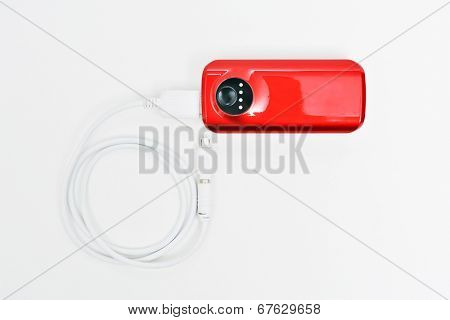 Red Power Bank