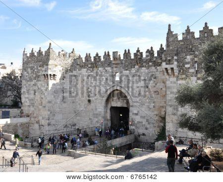 Damascus Gates