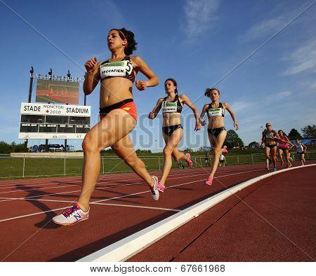 Race Track Women Long Distance
