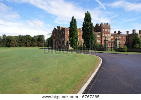 Jesus College Cambridge University