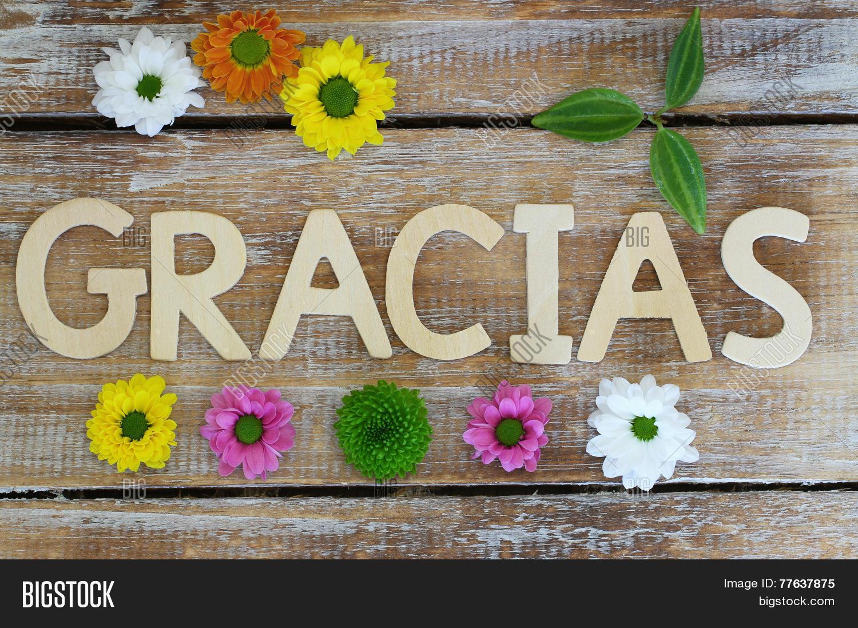 Спасибо на испанском картинки