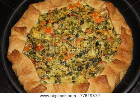 Italian Vegetable Savoury Pay