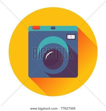 retro cameral icon