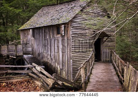Old Mill , Cades Cove, Great Smoky Mountains