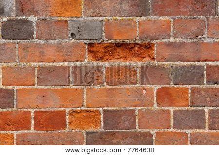 Weathered Brickwork