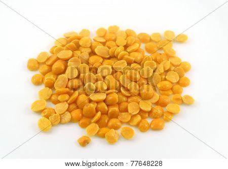 Yellow Arhar Toor Lentil Dal Grain