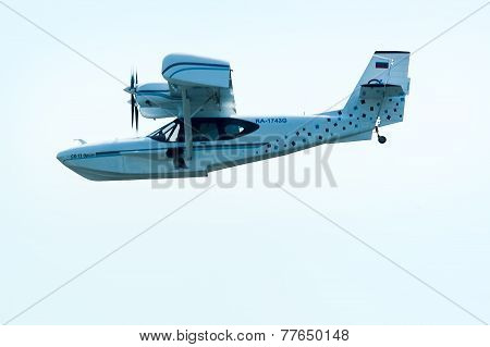 Flying hydroplane SK-12 Orion