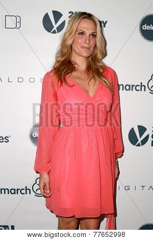 LOS ANGELES - DEC 5:  Molly Sims at the March Of Dimes' Celebration Of Babies at the Beverly Wilshire Hotel on December 5, 2014 in Beverly Hills, CA