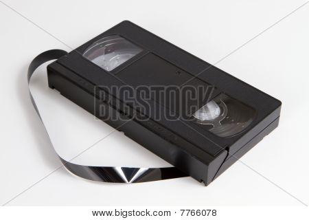 Obsolecent Video Cassette