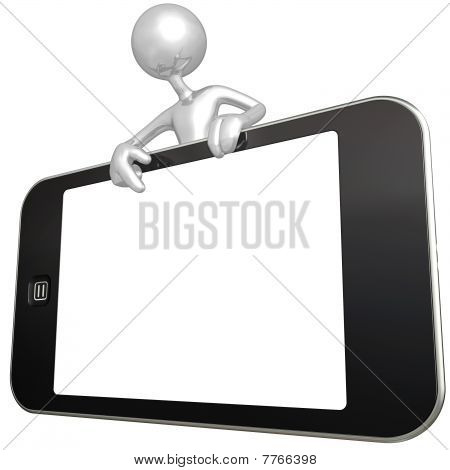 Touch Screen Mobile Device