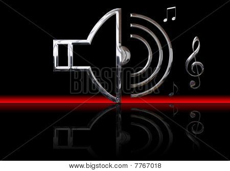 Sound Abstract Design