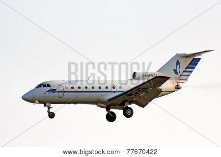 Ak Bars Aero Yakovlev Yak-40