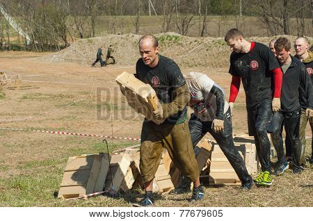 Carrying Heavy Boxes