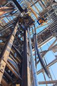 Top Drive System (TDS) and Drill Pipe for Oil Drilling Rig poster