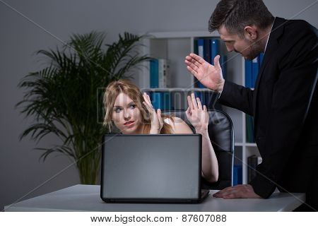 Employee And Harassment In Office