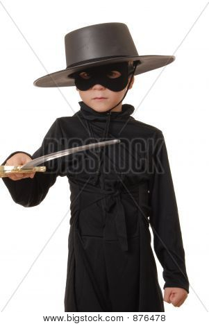 Zorro Of The Old West 4