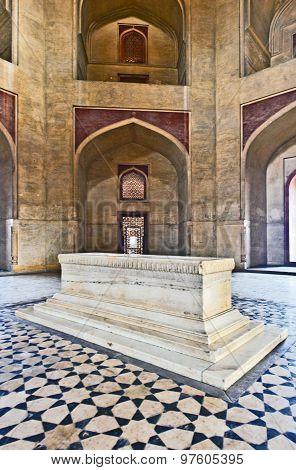 Humayuns Tomb In Delhi