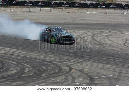 Monster Energy Ford Mustang Rtr