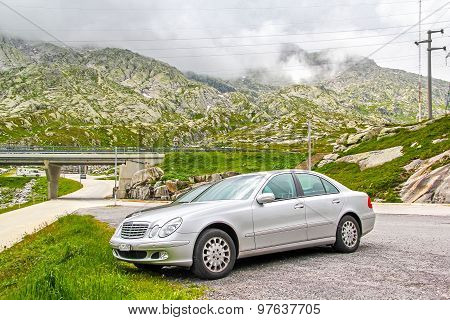 Mercedes Benz W211 E-class