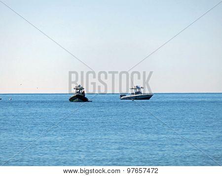 SANIBEL ISLAND, FL - DECEMBER 16: Intense Search Underway for Missing Paddleboarder  2014