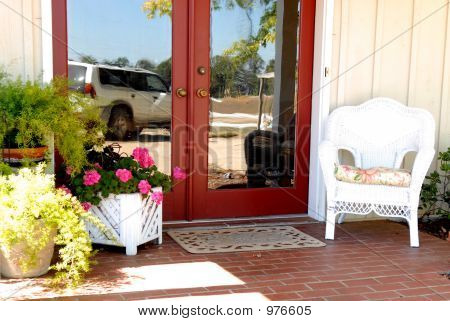 Welcoming Entry