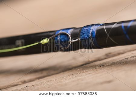 Fishing Hook And Line