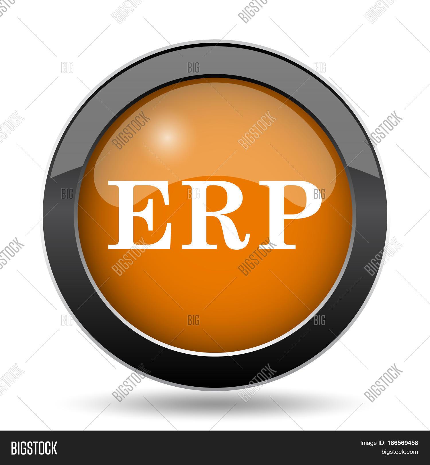 erp icon image photo free trial bigstock