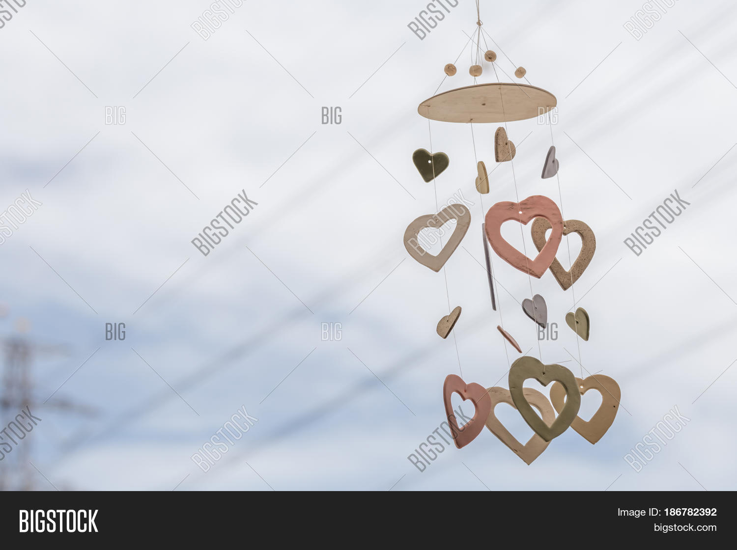 Heart Shaped Ceramic Image Photo Free Trial Bigstock